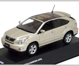 Toyota  - 2006 beige - 1:43 - J Collection - jc42009be | The Diecast Company