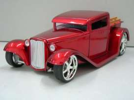 Ford  - 1932 red - 1:24 - Jada Toys - 92409r - jada92409r | The Diecast Company
