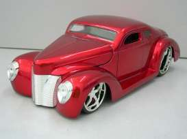 Ford  - 1940 red - 1:24 - Jada Toys - 92411r - jada92411r | The Diecast Company