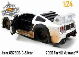 Ford  - silver with dirt - 1:24 - Jada Toys - 92399s - jada92399s | The Diecast Company