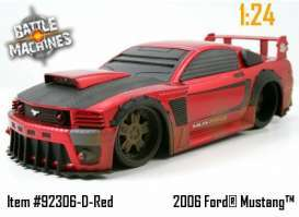 Ford  - red with dirt - 1:24 - Jada Toys - 92399r - jada92399r | The Diecast Company