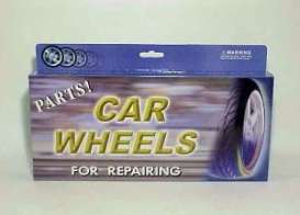 Rims & tires Wheels & tires - chrome - 1:18 - Wheels - 2006ch - wheels2006ch | The Diecast Company