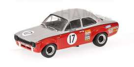 Ford  - 1970 red/grey - 1:43 - Minichamps - 400708117 - mc400708117 | The Diecast Company