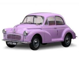 Morris  - Minor 1000 Saloon 1956 lilac - 1:12 - SunStar - 4783 - sun4783 | The Diecast Company