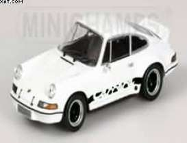 Porsche  - 1973 white - 1:18 - Minichamps - 100065020 - mc100065020 | The Diecast Company