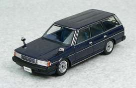 Toyota  - 1988 blue - 1:43 - Dism - dism179065 | The Diecast Company