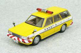Toyota  - 1988 yellow - 1:43 - Dism - dism179096 | The Diecast Company