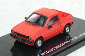 Suzuki  - 1983 red - 1:43 - Dism - dism187022 | The Diecast Company