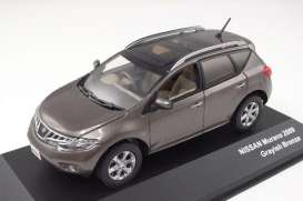 Nissan  - 2009 bronze - 1:43 - J Collection - jc106 | The Diecast Company