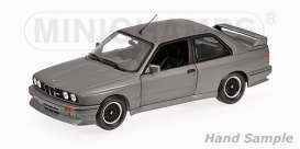 BMW  - 1989 silver - 1:18 - Minichamps - 180020305 - mc180020305 | The Diecast Company