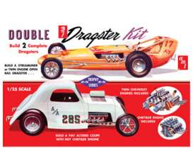 Dragster  - 1:25 - AMT - s646 - amts646 | The Diecast Company