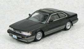 Nissan  - black/grey - 1:43 - Dism - dism177498 | The Diecast Company