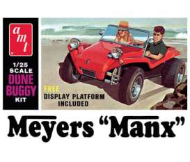 Meyers  - 1:25 - AMT - s651 - amts651 | The Diecast Company