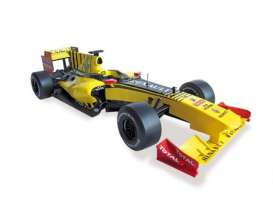 Renault  - 2010 yellow/black - 1:18 - Norev - 185119 - nor185119 | The Diecast Company