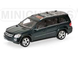 Mercedes Benz  - 2006 metallic green - 1:43 - Minichamps - 400035001 - mc400035001 | The Diecast Company