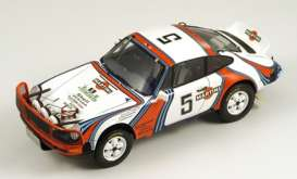 Porsche  - 1978 red/white/blue - 1:18 - Spark - 18S026 - spa18S026 | The Diecast Company