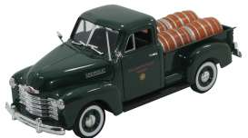 Chevrolet  - 1950 green/black - 1:32 - Signature Models - sig32391gn | The Diecast Company