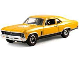 Chevrolet  - 1969 yellow - 1:32 - Signature Models - sig32436y | The Diecast Company