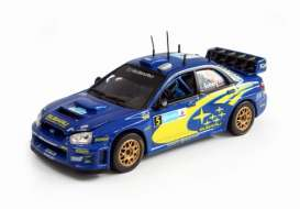 Subaru  - 2005 blue/yellow - 1:43 - Vitesse SunStar - 43117 - vss43117 | The Diecast Company