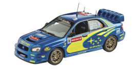 Subaru  - 2003 blue/yellow - 1:43 - Vitesse SunStar - 43102 - vss43102 | The Diecast Company