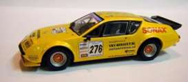 Alpine  - 2006 yellow - 1:43 - Eligor - eli101140S | The Diecast Company