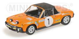 Porsche  - 1970  - 1:43 - Minichamps - 400706501 - mc400706501 | The Diecast Company