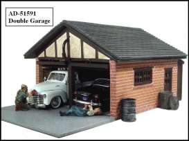 Accessoires diorama - 2009  - 1:24 - American Diorama - 51591 - AD51591 | The Diecast Company