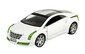 Cadillac  - 2012 white - 1:43 - Luxury Collectibles - ld750W | The Diecast Company