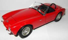 Shelby Cobra - 1962 red - 1:64 - Shelby Collectibles - shelby702r | The Diecast Company