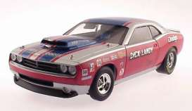 Dodge  - 2009 red/silver/blue - 1:18 - Supercar Collectibles - super50760 | The Diecast Company