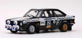 Ford  - 1982 black/white - 1:18 - SunStar - 4449 - sun4449 | The Diecast Company