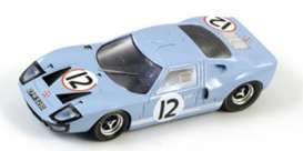 Ford  - 1966 blue - 1:43 - Bizarre - BZ280 | The Diecast Company