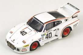 Porsche  - 1981 white - 1:43 - Spark - S2025 - spaS2025 | The Diecast Company