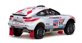 Mitsubishi  - 2010 white/red - 1:43 - Vitesse SunStar - 43436 - vss43436 | The Diecast Company