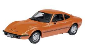 Opel  - 1971 orange - 1:43 - Schuco - 5539 - schuco5539 | The Diecast Company