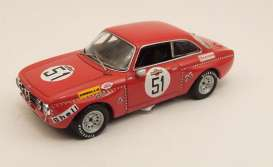 Alfa Romeo  - 1973 red - 1:43 - M4 Collection - m4007125 | The Diecast Company
