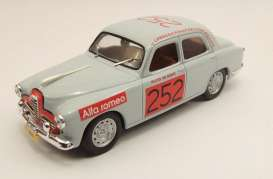 Alfa Romeo  - 1967 grey - 1:43 - M4 Collection - m4007132 | The Diecast Company