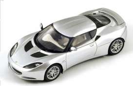 Lotus  - 2009 silver - 1:43 - Spark - S2202 - spaS2202 | The Diecast Company