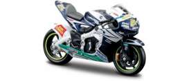 Honda  - 2007 blue/white/green - 1:18 - Maisto - 31561-nr24 - mai31561-nr24 | The Diecast Company