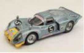 Alfa Romeo  - 1972 silver - 1:43 - Best - bes09408 | The Diecast Company