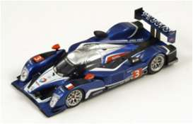 Peugeot  - 2010  - 1:43 - Spark - S1293 - spaS1293 | The Diecast Company
