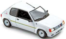 Peugeot  - 1988 white - 1:43 - Norev - 471750 - nor471750 | The Diecast Company