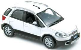 Fiat  - 2009 white - 1:43 - Norev - nor770095 | The Diecast Company