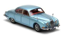 Jaguar  - 1965 metallic blue - 1:43 - NEO Scale Models - 43945 - neo43945 | The Diecast Company
