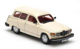 Saab  - 1979 white - 1:43 - NEO Scale Models - 43765 - neo43765 | The Diecast Company