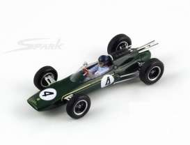 Lotus  - 1962 green - 1:43 - Spark - S1616 - spaS1616 | The Diecast Company