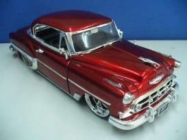 Chevrolet  - 1953 red - 1:24 - Jada Toys - 53237r - jada53237r | The Diecast Company
