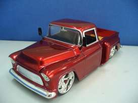 Chevrolet  - 1955 red - 1:24 - Jada Toys - 90369r - jada90369r | The Diecast Company