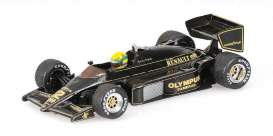 Lotus Renault - 2009 black - 1:43 - Minichamps - 540431501 - mc540431501 | The Diecast Company