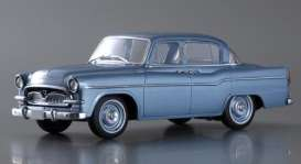 Toyopet  - 1958 metallic blue - 1:43 - Ebbro - ebb44351 | The Diecast Company